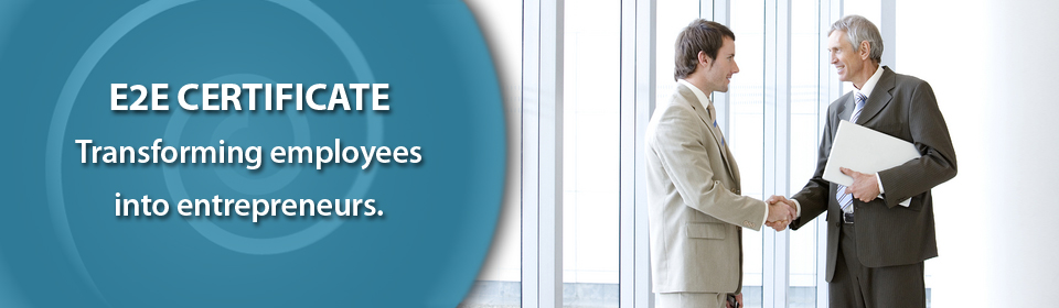 E2E Employee-to-Entrepreneur